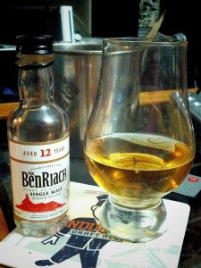 03 - BenRiach 12 year