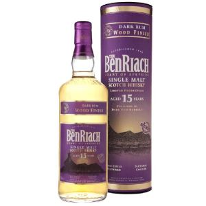 06 - BenRiach 15 year old Dark Rum Finish