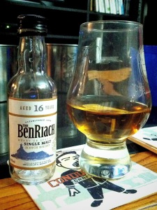 07 - BenRiach 16 year Old