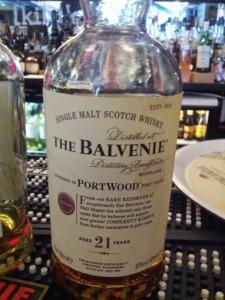 Balvenie 21 Portwood 1