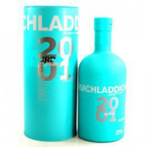 Bruichladdich Resurrection 2001