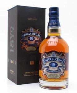 Chivas Regal 18