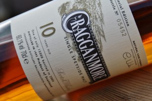 Cragganmore Special Edition 10 year Cask Strength