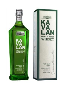 Kavalan Concertmaster - Port Cask Finish 1