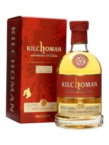 Kilchoman Bourbon Cask