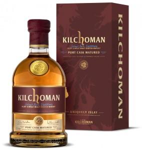 06 - Kilchoman Port Cask Matured