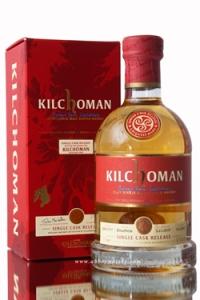 08 - Kilchoman Single Bourbon Cask 5 year old