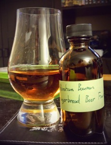 1 - Abraham Bowman Gingerbread Beer Finish