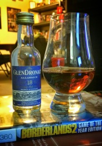5 - GlenDronach 18 Allardice