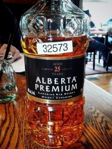 Alberta Premium 25 1