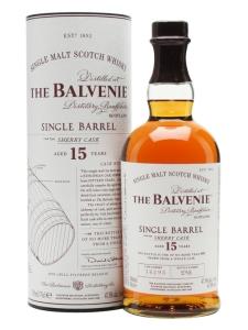 Balvenie 15 Single Barrel Sherry Cask 1