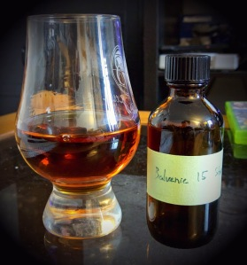 Balvenie 15 Single Barrel Sherry Cask 2