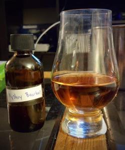 Big Bottom Straight Bourbon Whiskey, Cabernet Cask Finish 2