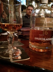 Bruichladdich 16 year old First Growth Cuvée A Pauillac (Chateau Lafite)