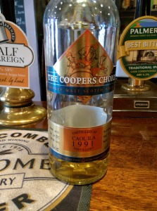 Caol Ila 1991 The Cooper's Choice