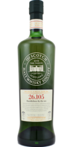 Clynelish SMWS 26.105 Bumblebees by the Sea 1