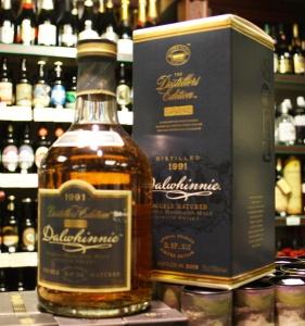 Dalwhinnie Distiller's Edition 1991 1