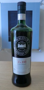 Glen Moray SMWS 35.108 A Feast of Flavours 1