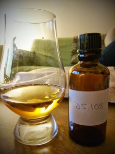 Glen Moray SMWS 35.108 A Feast of Flavours 2