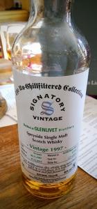Glenlivet Signatory Vintage 1997 1