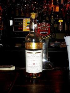 Highland Park 10 Old Malt Cask 1