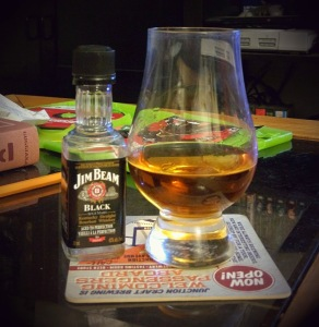 Jim Beam Black 2