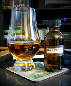 Masterson's 10 year old Straight Rye 2