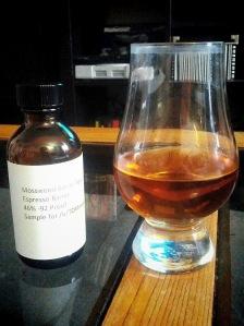 Mosswood Barrel Aged American Whiskey - Espresso Barrel 2
