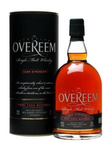Overeem Single Malt Whisky Port Cask Cask Strength 1