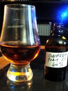 Overeem Single Malt Whisky Port Cask Cask Strength 2