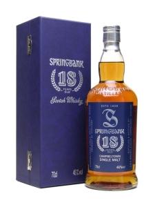 Springbank 18 1
