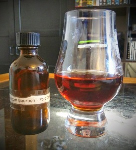 Big Bottom Straight Bourbon Whiskey, Port Cask Finish 2