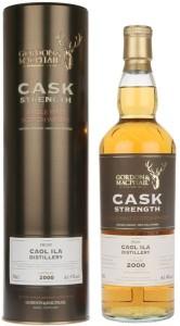 Caol Ila 13 2000 Gordon & MacPhail Cask Strength 1