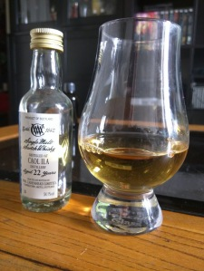 Caol Ila 22 1991 Cadenhead's Authentic Collection 2