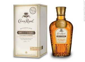 Crown Royal Hand Selected Barrel 1