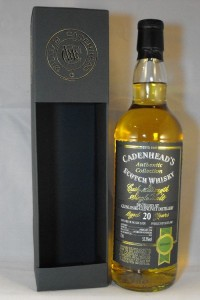 Glenlossie-Glenlivet 1993 Authentic Collection 20 1