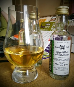 Glenlossie-Glenlivet 1993 Authentic Collection 20 2