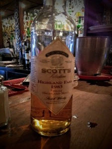 Highland Park 1985 Scott's Selection 1