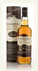 04 - Tomintoul 12 Oloroso Sherry Cask