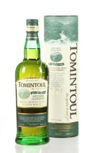 18 - Tomintoul with a Peaty Tang