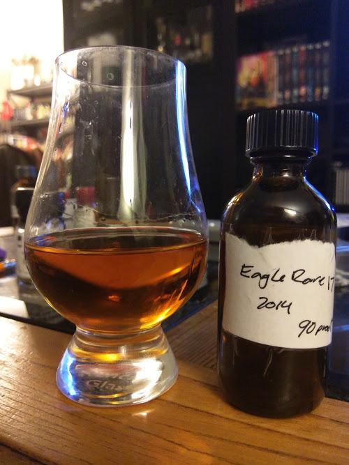 Eagle Rare 17 (2014) 1