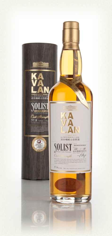 Kavalan Solist Ex-Bourbon 2