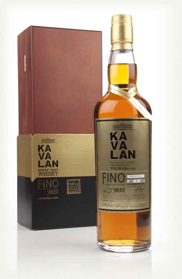 Kavalan Solist Fino Sherry Cask (cask SO60814013) 2
