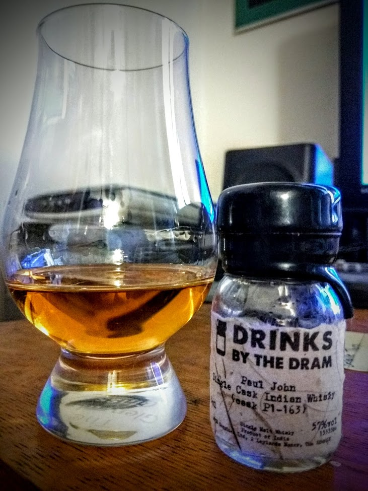 Paul John Single Cask Indian Whisky (cask P1-163) 1.jpg