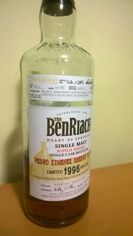Benriach 1996 Single Cask 16yr PX Finished 2.jpg