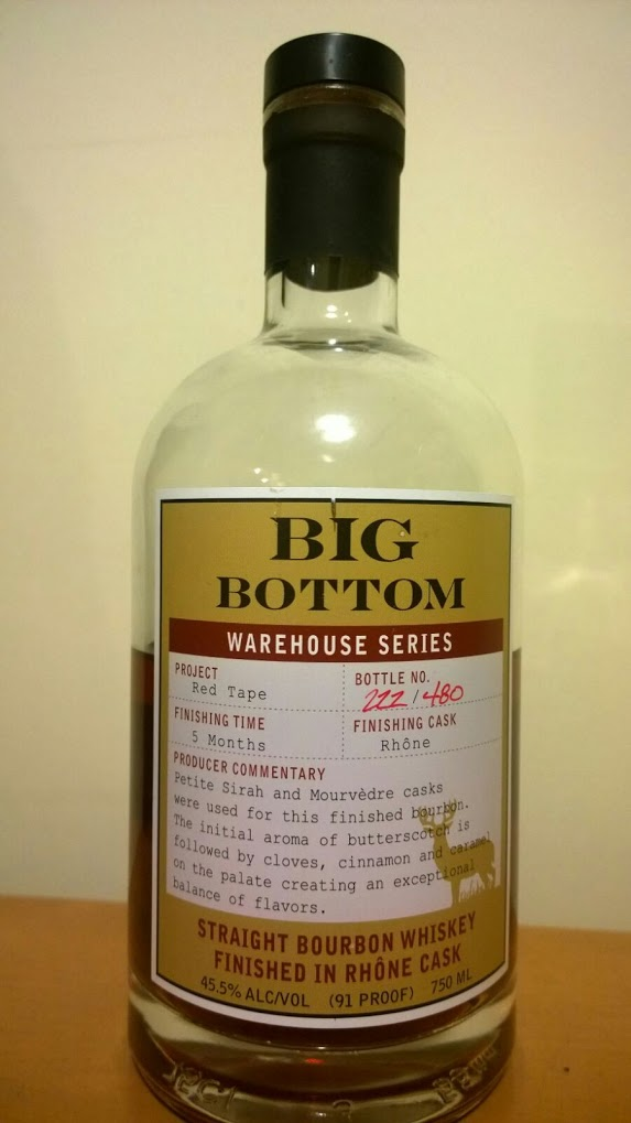 Big Bottom Bourbon Warehouse Series Rhone Cask (Red Tape) 1.jpg
