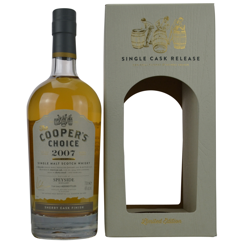 Speyside 2007 The Cooper's Choice 2.jpg
