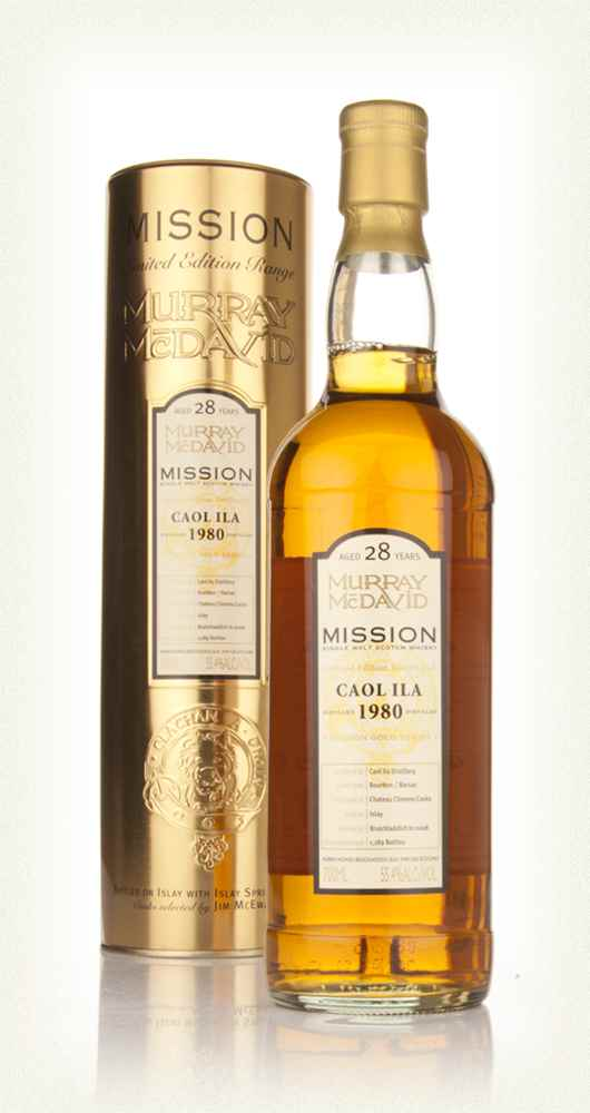 Caol Ila 28 Murry McDavid Mission Gold 1980 2.jpg