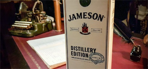 85d21670968 Jameson Distillery Edition