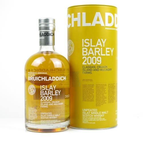 Bruichladdich Islay Barley 2009 Claggan, Cruach, Island, Mulindry Farms 3.jpg